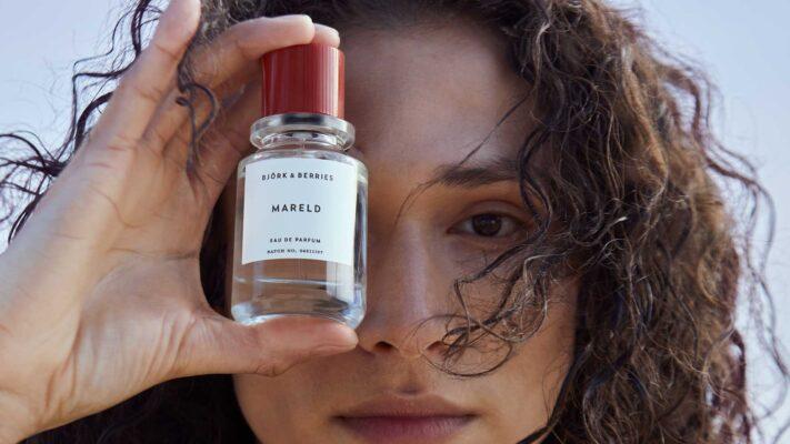 Björk and Berries uus parfüüm Mareld